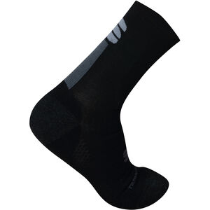 Sportful Merino Wool 18 Socken black/antharcite black/antharcite