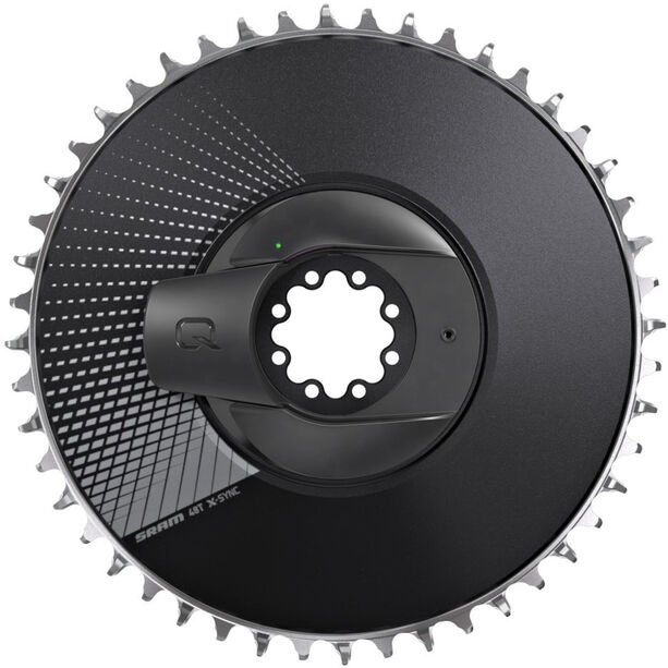 SRAM RED AXS D1 Aero Powermeter 48 Zähne Direct Mount 12-fach schwarz