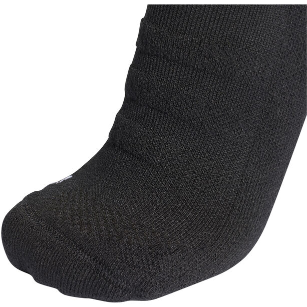 adidas Alphaskin Ankle Lightweight Socks Herren black/white