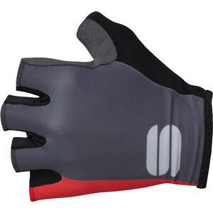 Sportful Bodyfit Pro Gloves dark grey/red dark grey/red