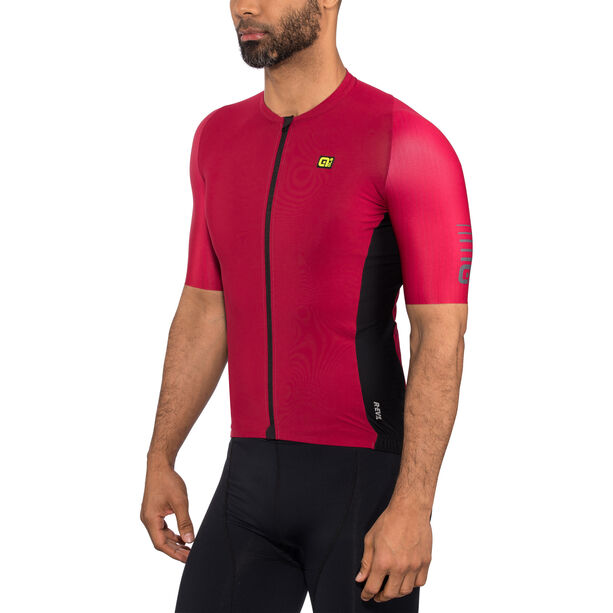 Alé Cycling R-EV1 Race SS Jersey Herren masai red