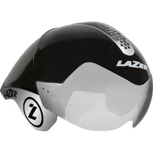 Lazer Wasp Air Tri Helmet black chrome