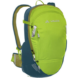 VAUDE Splash 20+5 Backpack chute green chute green