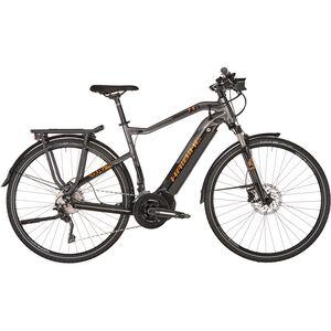 HAIBIKE SDURO Trekking 6.0 Herren schwarz/titan/bronze bei fahrrad.de Online