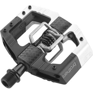 Crankbrothers Mallet Enduro LS Pedale Langachse black/silver black/silver