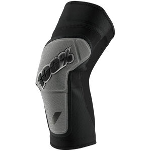 100% Ridecamp Knee Guards black/grey black/grey
