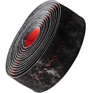 Bontrager Velvetack Handlebar Tape black/viper red black/viper red