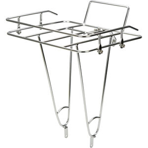 Creme Front Tray W. Universal Mounting System chrome chrome