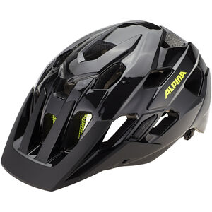 Alpina Alpina Anzana Helmet black-neon-yellow black-neon-yellow