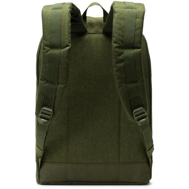 Herschel Retreat Backpack 19,5l olive night crosshatch/olive night