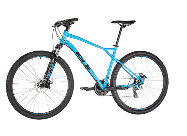 "GT Bicycles Aggressor Sport 29"" gloss cyan blue"