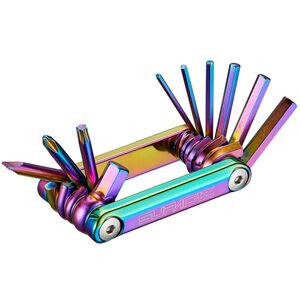 Supacaz MacGyver 10-teiliges Multifunktionswerkzeug multicolour multicolour