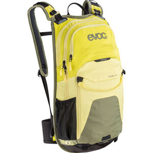 EVOC Stage Backpack 12 L sulphur-yellow-olive sulphur-yellow-olive