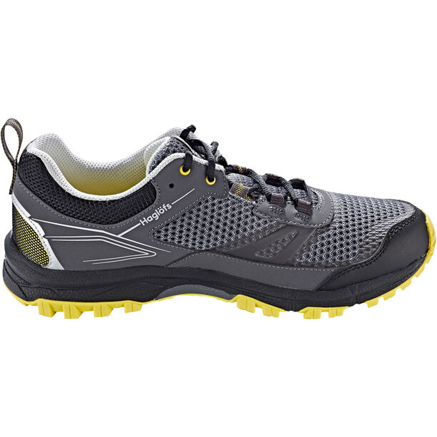 Haglöfs Gram Trail Shoes Damen magnetite/frozen yellow