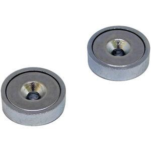 magped M150 Neodym Magnete silber