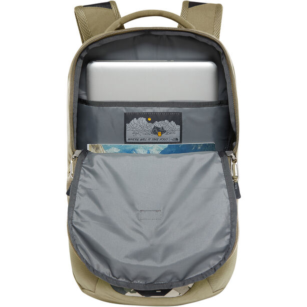 The North Face Vault Backpack 26,5l moab khaki wood