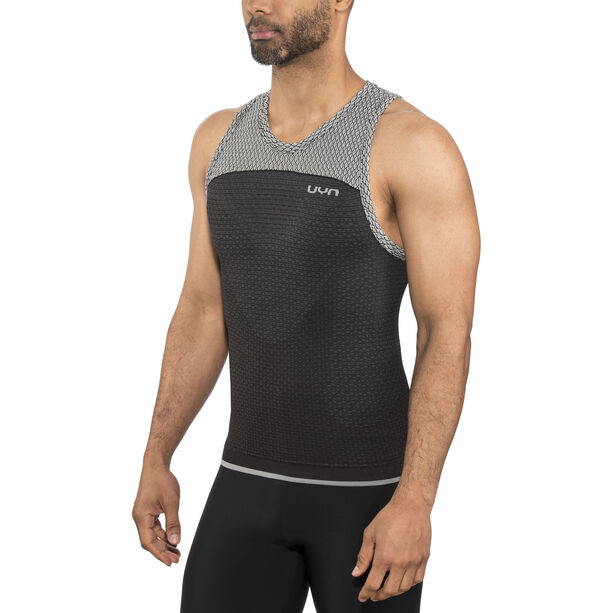 UYN Running Alpha OW Singlet Herren charcoal/sleet grey