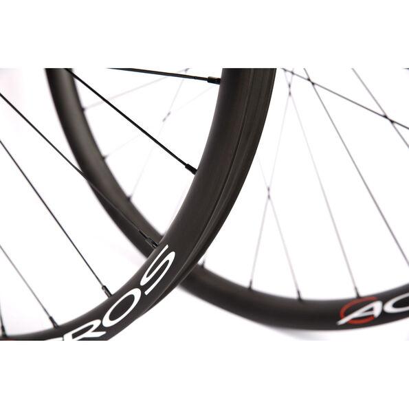 "ACROS Enduro Race Race Carbon Laufradsatz 275"" TA15 X12 XD schwarz"