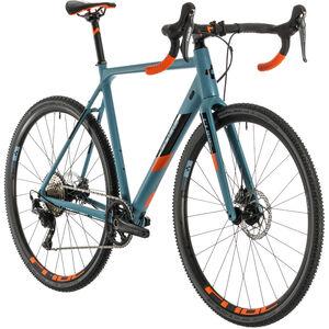 Cube Cross Race SL blue grey/orange blue grey/orange