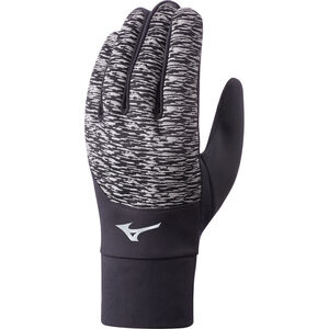 Mizuno Windproof Gloves black black