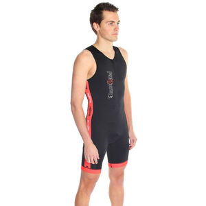 Dare2Tri Coldmax Tri Suit Men black/red bei fahrrad.de Online