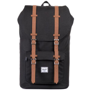 Herschel Little America Backpack black/tan black/tan