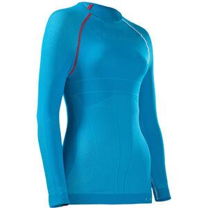 Cube Teamline Funktionsunterhemd langarm Damen blue