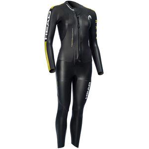 Head Swimrun Race Neoprene Suit Damen gold gold