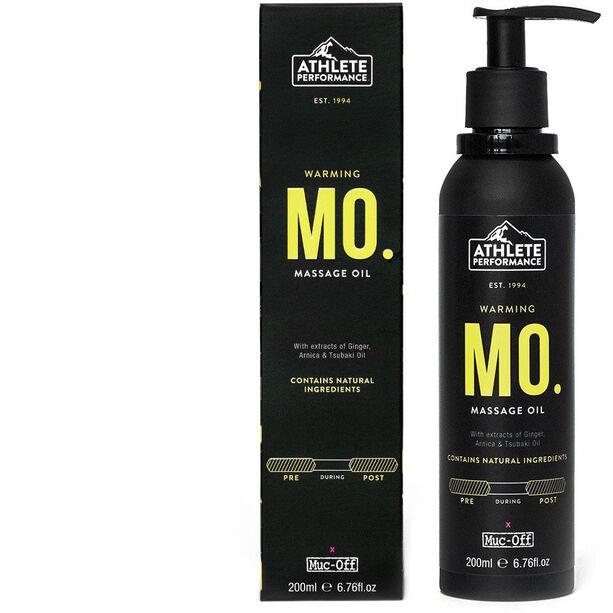 Muc-Off Massage Oil 200ml pink