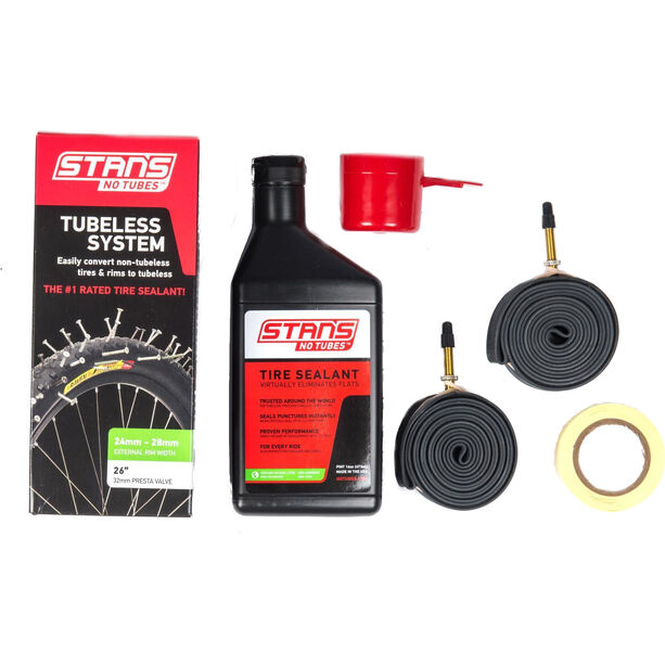 NoTubes Tubeless System Enduro Kit