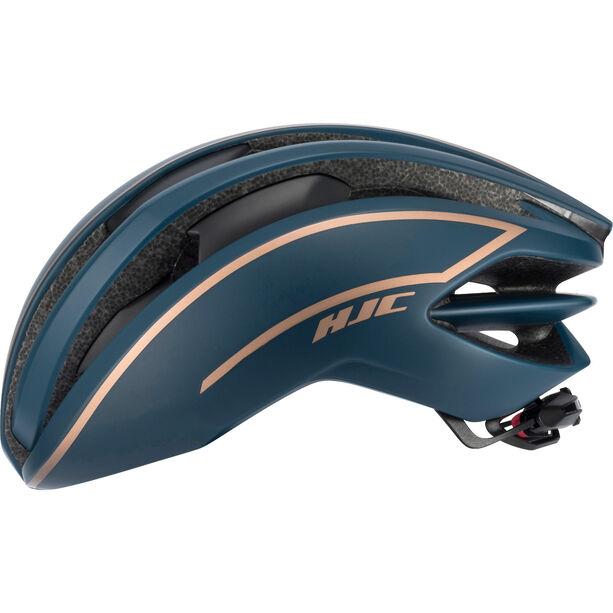 HJC IBEX Road Helmet matt teal / bronze