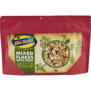 Bla Band Outdoor Frühstück Mixed Flakes with Fruit