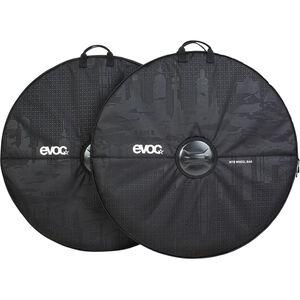 EVOC MTB Laufradtasche 2 Stück black black
