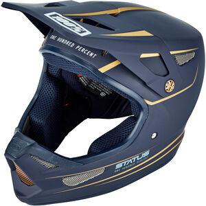 100% Status DH/BMX Helmet navy navy