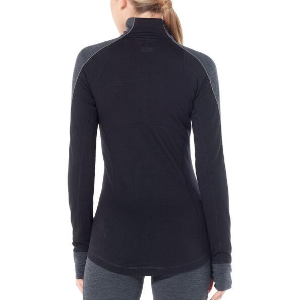 Icebreaker 260 Winterzone LS Half-Zip Shirt