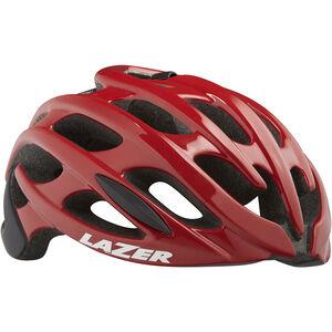 Lazer Blade+ Helmet red-black red-black