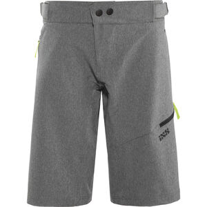 IXS Carve Shorts Damen graphite graphite