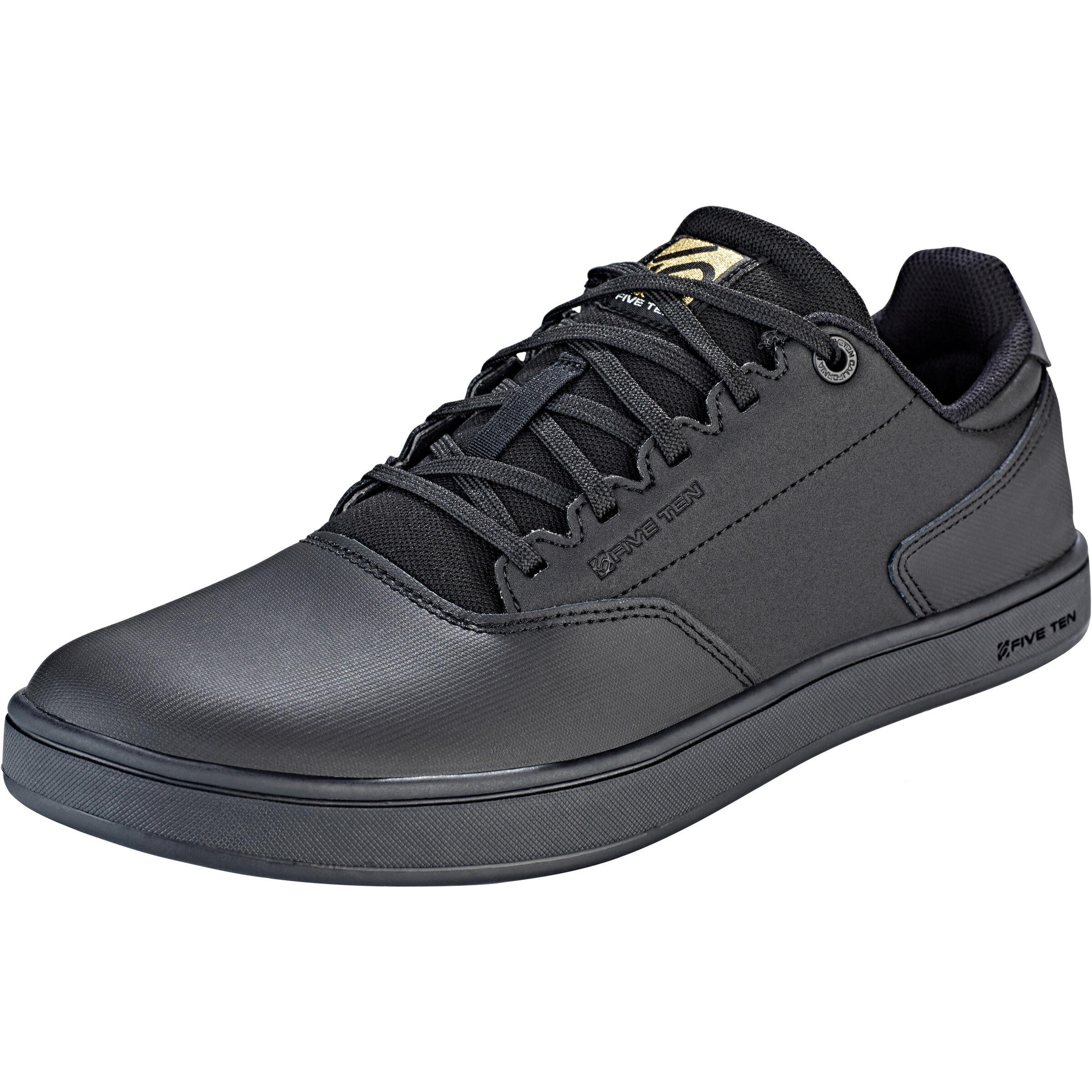 adidas Five Ten 5.10 District Flats Shoes Herren core blackcore blackgoldmt