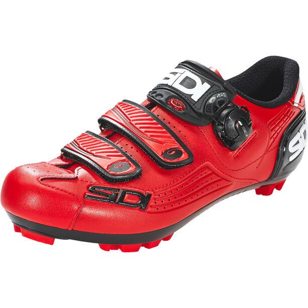 Sidi MTB Trace Schuhe total red