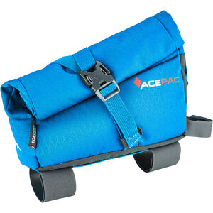 Acepac Roll Fuel Frame Bag blue blue