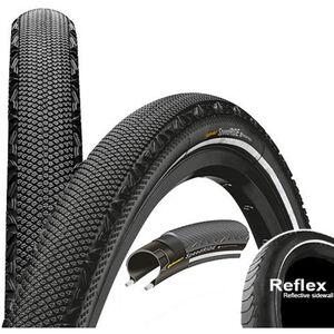 Continental Speed Ride Reifen 28 x 1,60 Zoll Reflex schwarz schwarz