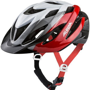 Alpina Lavarda Helmet white-red-black white-red-black