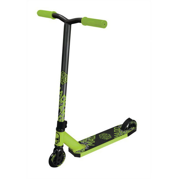 MADD GEAR Whip Tacker Stuntscooter Kinder lime/schwarz lime/schwarz