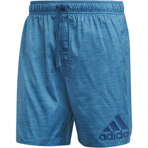 adidas Badge of Sport Melange SL Shorts Herren legend marine legend marine