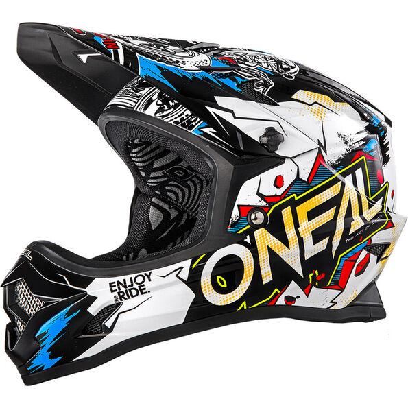 ONeal Backflip RL2 Evo Helmet Villain Kinder