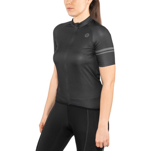 AGU Essential Shortsleeve Jersey Damen black