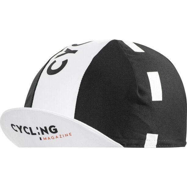 CYCLING MAGAZINE Race Cap Herren black