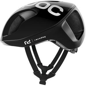 POC Ventral Spin Helmet uranium black raceday uranium black raceday