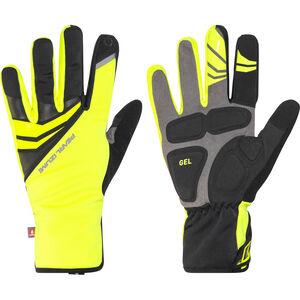 PEARL iZUMi Elite Gel Softshell Gloves Herren screaming yellow screaming yellow