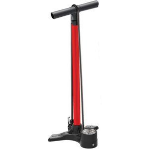 Lezyne Macro Floor Drive DV Standluftpumpe rot bei fahrrad.de Online